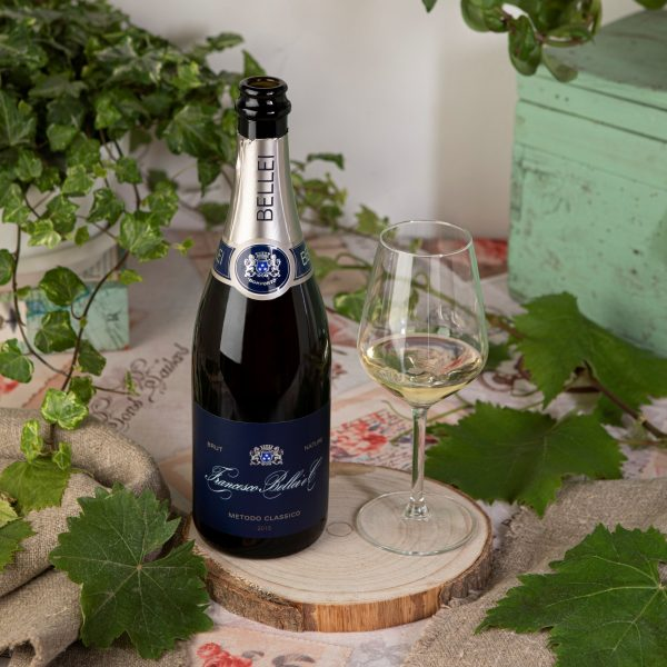 Bellei Brut Nature | Francesco Bellei | Amanti di vino