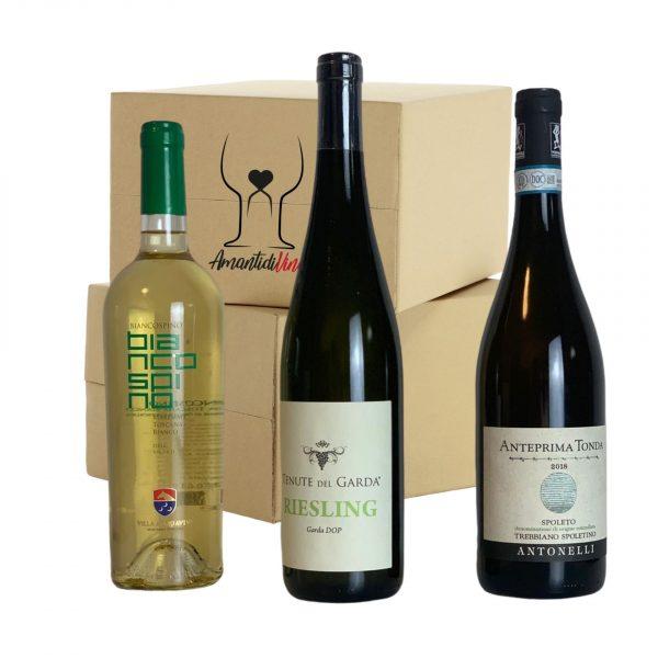 box vini bianchi