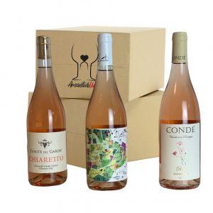 box vini rosa