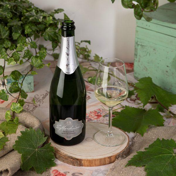 Franciacorta Satèn   Le Marchesine   Amanti di vino