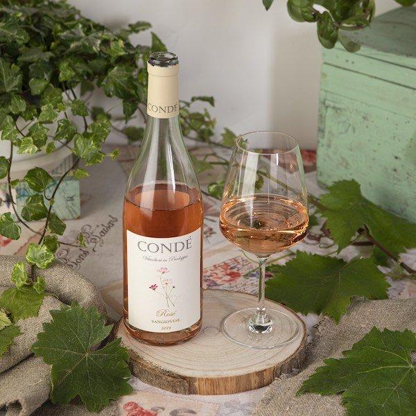 vino_rose_conde_bicchiere